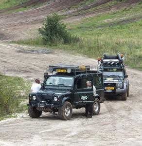 Defender 110 en DesertBeagle